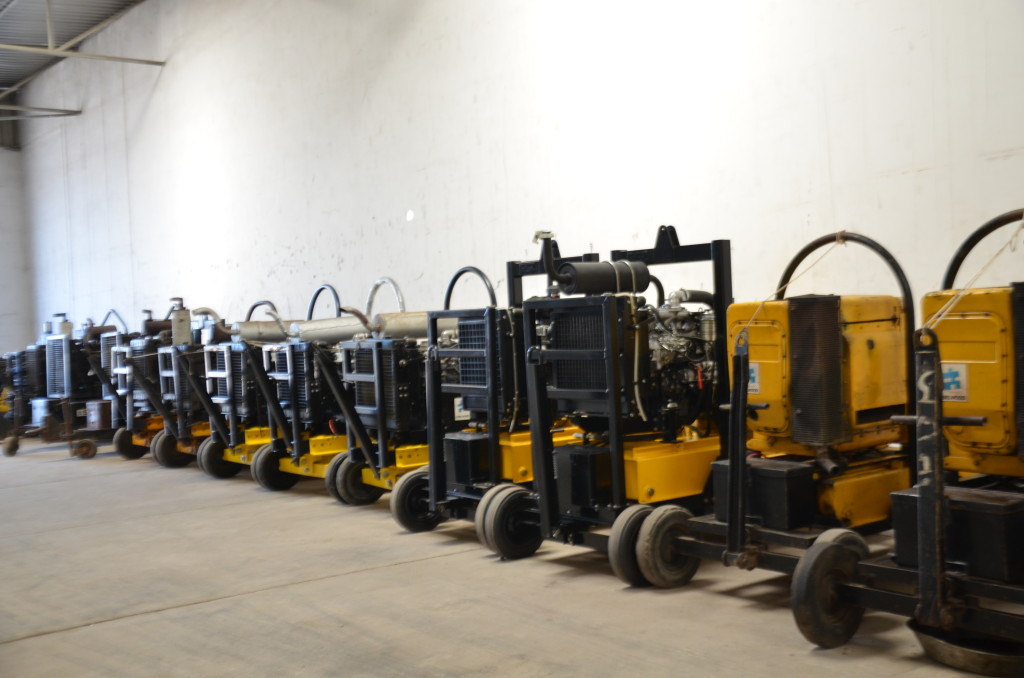 Rental Solutions | Emirates Tank Cleaning Equipment & Marine